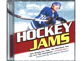 The Sports Jammers - Hockey Jams - 2005 - CD - Bålsta - The Sports Jammers - Hockey Jams - 2005 - CD - Bålsta