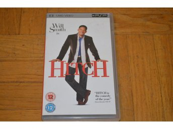 Hitch ( Will Smith ) - UMD Video för PlayStation PSP