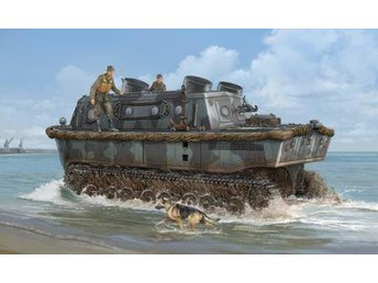 Hobby Boss 1/35 German Land-Wasser-Schlepper Early Type