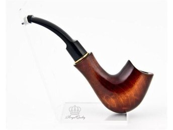 New Handmade stylish pear smoking pipe - 15,5cm | pipa