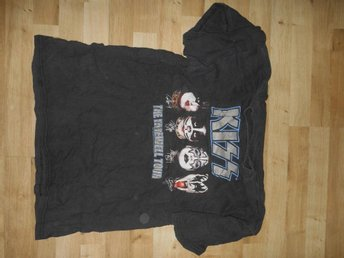 KISS T SHIRT FARWELL TOUR 2000 STL XL