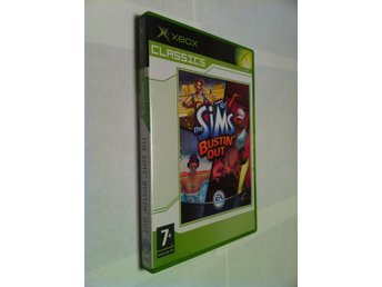 Xbox: The Sims: Bustin' Out