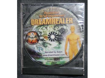 Relax/New Age/Healing VISUALIZATIONS FOR SELF-EMPOVERMENT DREAMHEALER. Ny DVD