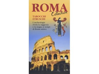 Etruscan Tarot Roma Collection 9788883951831