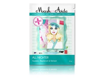 MaskerAide - All Nighter Face Mask