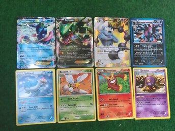 17 st Pokémon kort bland EX - Norsborg - 17 st Pokémon kort bland EX - Norsborg