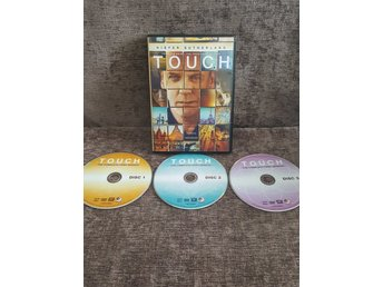 Touch (Kiefer Sutherland) Säsong 1 - DVD