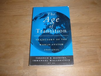 The Age of Transition Trajectory of the World-system 1945-