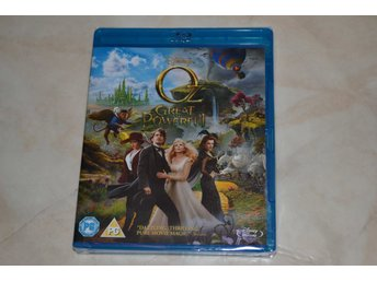 OZ The Great and Powerful (2013) Film Bluray Nyskick