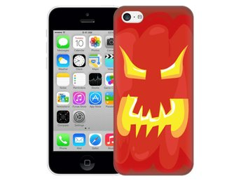 iPhone 5C Skal Halloween Pumpa