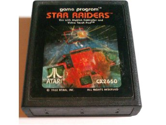 Star Raiders - Atari 2600 - NTSC