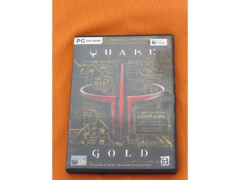 Quake III 3 Gold Edition Team Arena