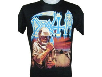 T-SHIRT: DEATH  (Size XXL)