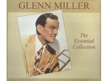 CD-album Glenn Miller  The Essential Collection.