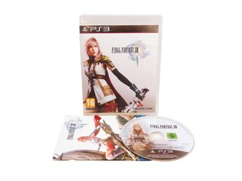 Final Fantasy XIII (EUR / PS3)