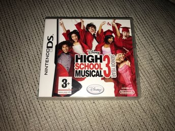 Nintendo DS High school musical 3 senior year