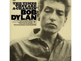 Dylan Bob: Times they are a-changing 1963 (Rem) (CD)