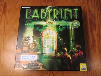 Labyrint spel svt