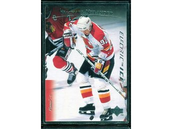 Michael Nylander - 1995-96 Upper Deck Electric Ice #454