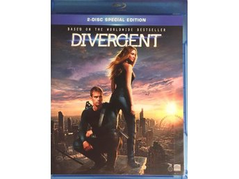 """BLURAY: """"DIVERGENT"""" 2-DISC SPECIAL EDITION - Göteborg - BLURAY: """"DIVERGENT"""" 2-DISC SPECIAL EDITION - Göteborg"""
