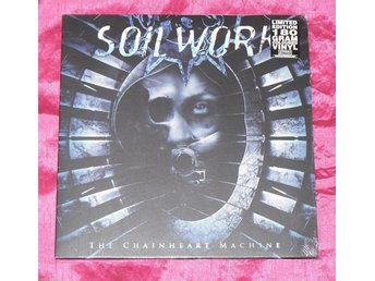SOILWORK - THE CHAINHEART MACHINE - 11 LÅTARS LP - FRANKRIKE 2013 - NY