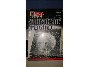 QST devoted entirely to amatör radio  August  1956   Beg.