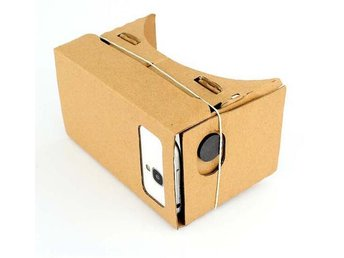 Carboard 3D - Virtual Reality - Mobil 3D
