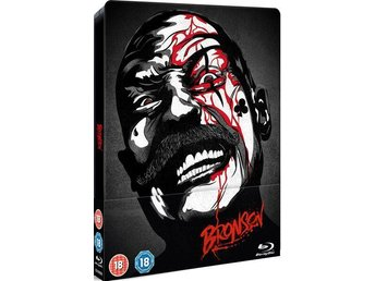 BRONSON (Limited Steelbook!) 2008 - Tom Hardy, Matt King