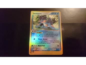 Pokemon - Swampert - 23/109 - Spånga - Pokemon - Swampert - 23/109 - Spånga