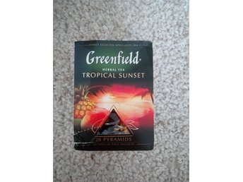 "Greenfield herbal te - ""Tropical passion"""