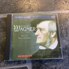 WAGNER - BELOVED OPERA MELODIES. (CD )
