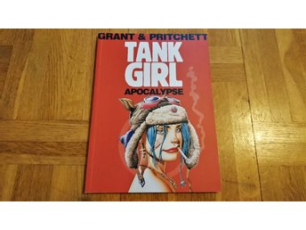 Tank Girl : Apocalypse (Remastered Edition)
