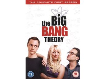 Big Bang Theory - Säsong 1 (Beg)