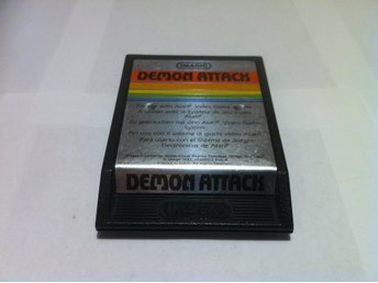 Atari 2600: Demon Attack (Endast kassett!)