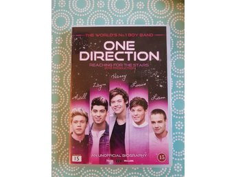 "DVD One Direction ""Reaching for the stars"""
