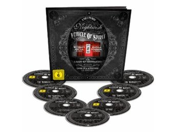 Nightwish: Vehicle of spirit (Earbook/Ltd) (2 Blu-ray + 3 DVD + 2 CD)