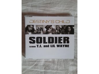 DESTINY'S CHILD (Beyoncé) Soldier