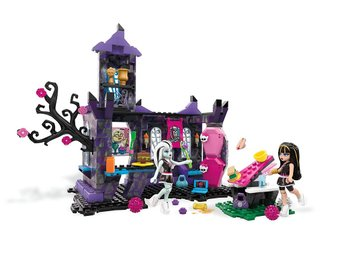 Mega Bloks Monster High Creepateria