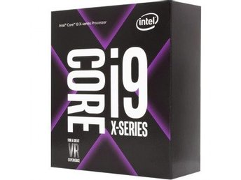 INTEL Core i9-7940X 3,10GHz Boxed CPU