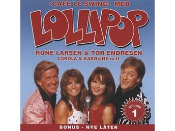 Lollipop: Café Le Swing 1 (Rem) (CD)