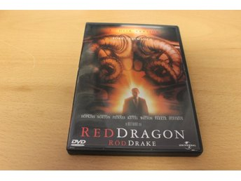 Dvd-film: Red dragon (Anthony Hopkins, Edward Norton) (2-discs)