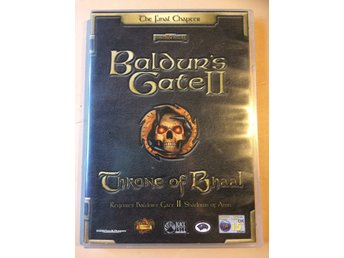Baldurs gate 2 - Throne of Baal - PC