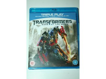 Transformers - Dark of the Moon (Blu-ray + DVD)