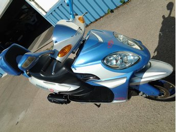 Moped NORDIA BIG 50 cc