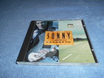 Sonny Landreth - South Of Interstate 10 CD 95 Sydstatsrock