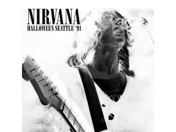 Nirvana: Halloween Seattle '91 (FM) (2 Vinyl LP)
