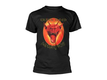 Uriah Heep Abominog  T-Shirt Medium
