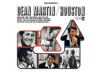 Dean Martin - Houston  vinyl LP-skiva