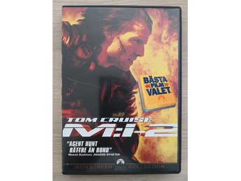 Mission: Impossible 2, DVD (R2 PAL)