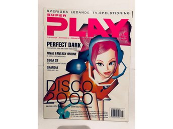 Super Play Nr 49 Disco 2000 Perfect Dark Final Fantasy Online